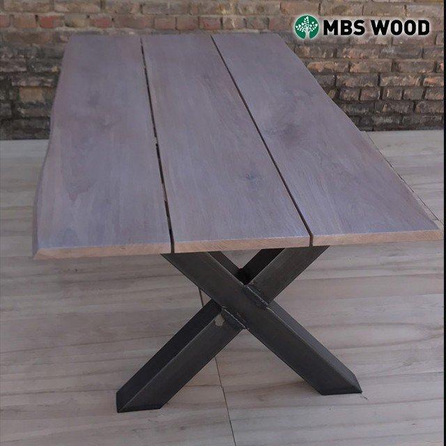 Matbord ek 3 plankor