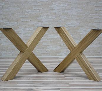 legs for table 1 Metallben för bord