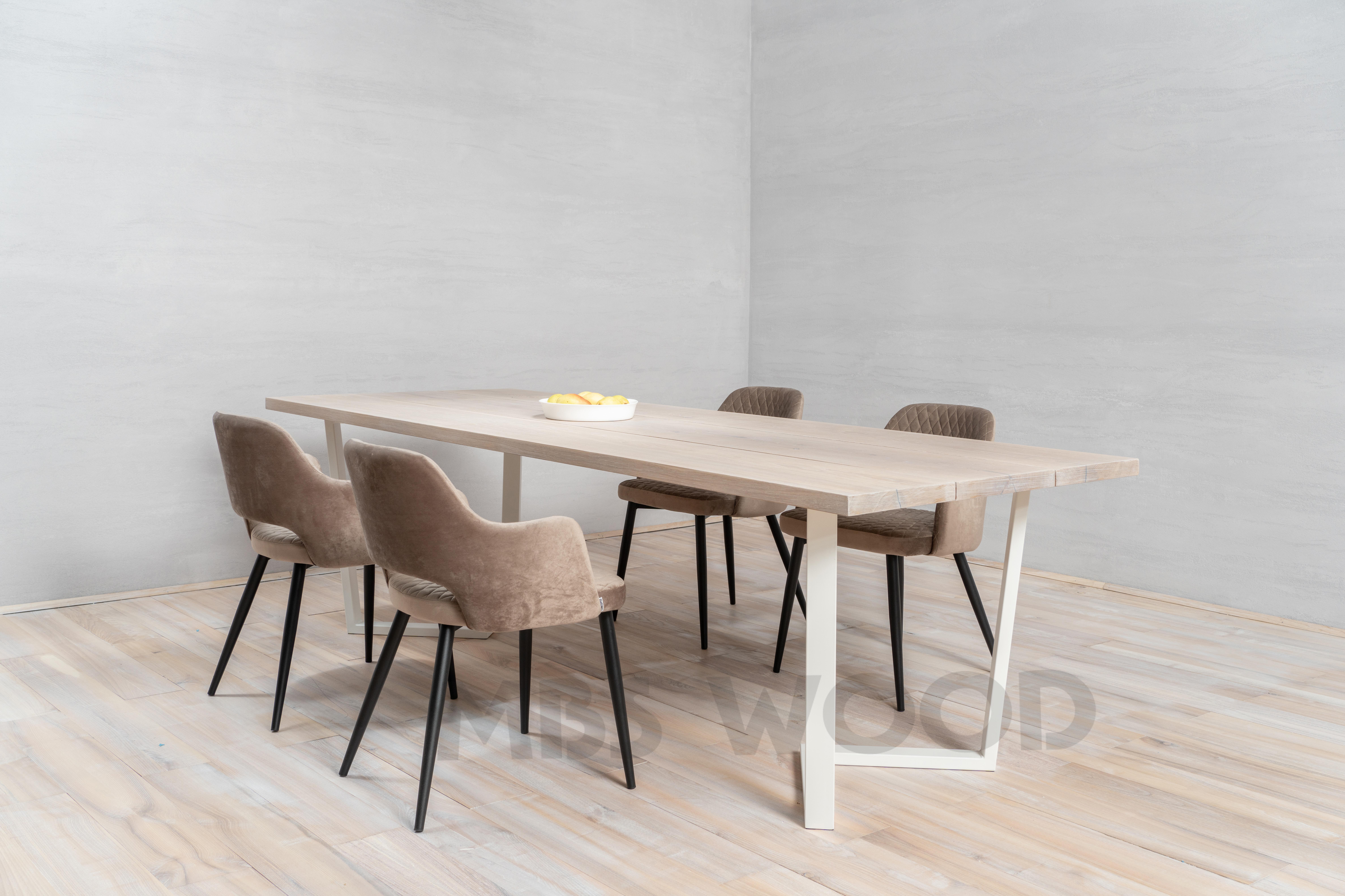 Oak tabletop MBS Wood